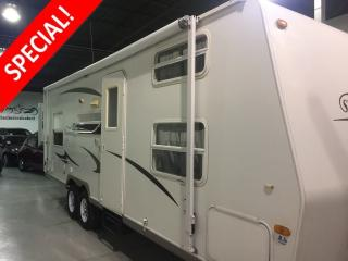 Used 2006 Forest River Fleetwood Flagstaff Shamrock - No Payments for 1 Year** for sale in Concord, ON