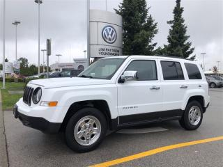 Used 2017 Jeep Patriot FWD Sport / North for sale in Surrey, BC