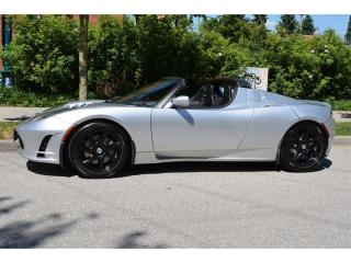Used 2010 Tesla Roadster 3.0 R80 for sale in Vancouver, BC