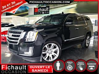 Used 2016 Cadillac Escalade PREMIUM***NAVIGATION*** CAMERA DE RECUL for sale in Châteauguay, QC