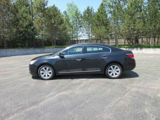 Used 2011 Buick LaCrosse CXL FWD for sale in Cayuga, ON