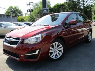 Used 2015 Subaru Impreza 2.0i PREMIUM ~ AUTOMATIC ~ 24KMS ~ ONE OWNER !! for sale in Burlington, ON