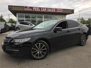 Used 2016 Acura TLX V6 Tech for sale in Mississauga, ON