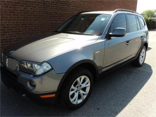 Used 2010 BMW X3 NO ACCIDENTS/ for sale in Oakville, ON
