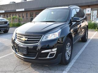 Used 2016 Chevrolet Traverse LT 1LT REAR CAMERA, ALLOYS !!! for sale in Concord, ON