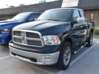 Used 2011 RAM 1500 BIG HORN 20 INCH WHEELS, CHROME STEPS !! for sale in Concord, ON