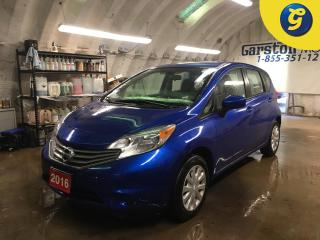 Used 2016 Nissan Versa Note SV*PHONE CONNECT*BACK UP CAMERA*KEYLESS ENTRY*POWER WINDOWS/LOCKS/HEATED MIRRORS*CRUISE CONTROL*CLIMATE CONTROL* for sale in Cambridge, ON