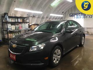 Used 2014 Chevrolet Cruze LT*KEYLESS ENTRY w/REMOTE START*PHONE CONNECT*CLIMATE CONTROL*TRACTION CONTROL*CRUISE CONTROL* for sale in Cambridge, ON