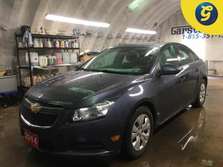 Used 2014 Chevrolet Cruze LT*KEYLESS ENTRY w/REMOTE START*PHONE CONNECT*POWER WINDOWS/LOCKS/MIRRORS*CLIMATE CONTROL*TRACTION CONTROL* for sale in Cambridge, ON