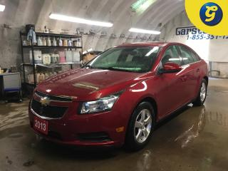 Used 2013 Chevrolet Cruze LT*TURBO*LEATHER*KEYLESS ENTRY w/REMOTE START*PHONE CONNECT*POWER DRIVER SEAT*HEATED FRONT SEATS* for sale in Cambridge, ON