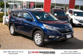 Used 2015 Honda CR-V EX-L AWD for sale in Vancouver, BC