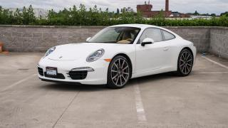 Used 2013 Porsche 911 Carrera S Coupe (991) w/ PDK for sale in Vancouver, BC