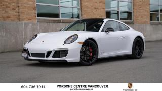 Used 2018 Porsche 911 Carrera 4 GTS Coupe PDK | PORSCHE CERTIFIED for sale in Vancouver, BC