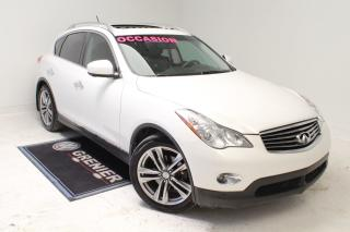 Used 2014 Infiniti QX50 for sale in Mascouche, QC