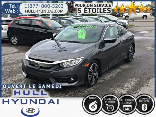 Used 2016 Honda Civic Ex-Turbo, Push To for sale in Gatineau, QC