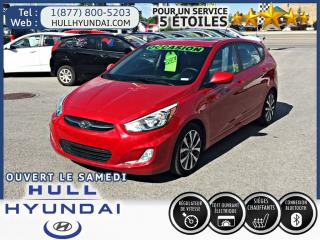 Used 2017 Hyundai Accent SE for sale in Gatineau, QC