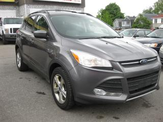 Used 2013 Ford Escape SE Auto AC FWD Sunroof PL PM PW Htd seats for sale in Ottawa, ON
