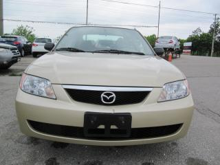 Used 2001 Mazda Protege ES for sale in Newmarket, ON