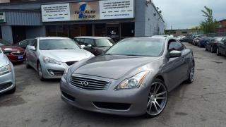 Used 2008 Infiniti G37 Sport for sale in Etobicoke, ON
