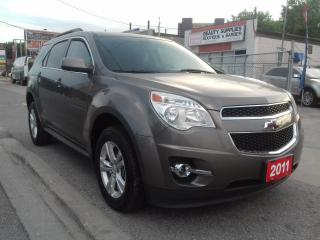 Used 2011 Chevrolet Equinox 1LT  - $8995 CERTIFIED for sale in Scarborough, ON