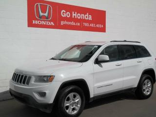 Used 2015 Jeep Grand Cherokee LAREDO 4x4 for sale in Edmonton, AB