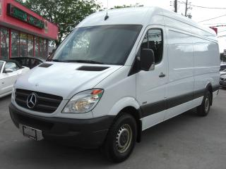 Used 2013 Mercedes-Benz Sprinter 2500 High Roof Extended Diesel for sale in London, ON