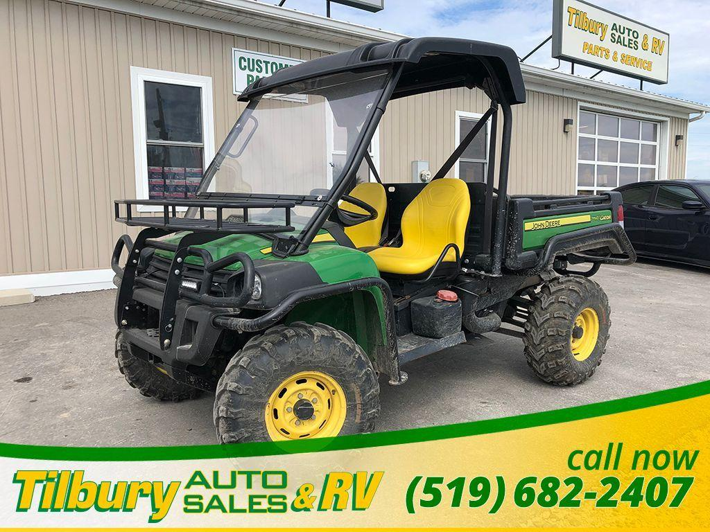 2012 john deere gator 855d | tilbury auto sales and rv inc.