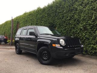 Used 2011 Jeep Patriot AUTOMATIC + NO EXTRA DEALER FEES for sale in Surrey, BC
