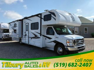 New 2019 Nexus RV Nexus Phantom 32P Class C Motohome for sale in Tilbury, ON