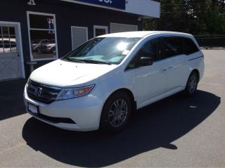 Used 2013 Honda Odyssey EX for sale in Parksville, BC