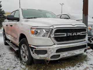 New 2019 RAM 1500 Tradesman 4x4 Crew Cab for sale in Edmonton, AB