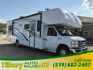 New 2019 Nexus RV Nexus Phantom 31P Class C Motorhome for sale in Tilbury, ON