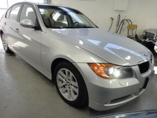 Used 2007 BMW 3 Series 328XI,ALL SERVICE RECORD,NO ACCIDENT for sale in North York, ON