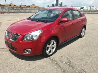 Used 2009 Pontiac Vibe 2.4L for sale in Mississauga, ON