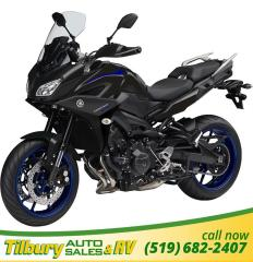 New 2018 Yamaha Tracer 900 847 CC CP3 engine. ABS. for sale in Tilbury, ON
