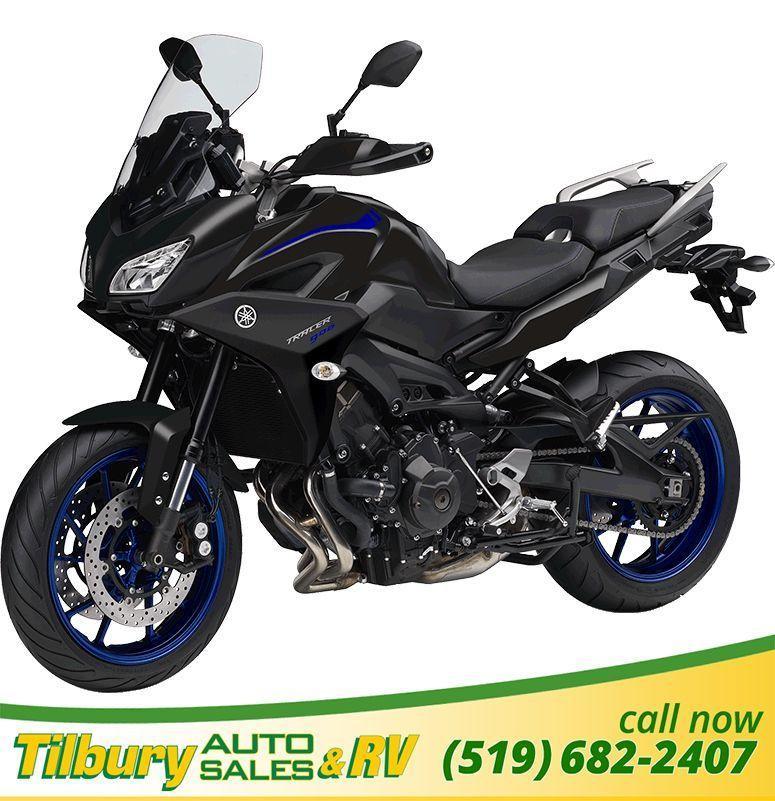 2018 Yamaha Tracer 900