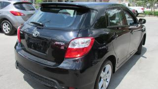 Used 2011 Toyota Matrix Sport for sale in Chatsworth, ON