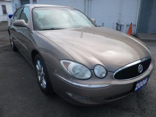 Used 2006 Buick Allure CXS for sale in Fort Erie, ON