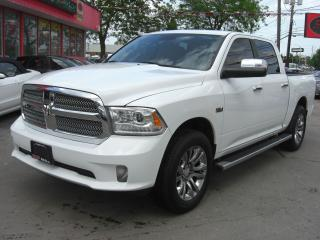 Used 2014 RAM 1500 Laramie Longhorn Limited 4WD CrewCab for sale in London, ON