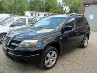 Used 2006 Mitsubishi Outlander for sale in London, ON
