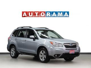 Used 2015 Subaru Forester AWD BACKUP CAMERA for sale in North York, ON