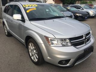 Used 2014 Dodge Journey R/T. AWD for sale in St Catharines, ON