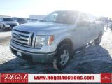 2010 Ford F-150 4D SUPERCREW 4WD