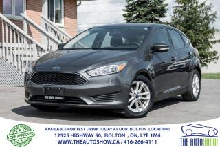 Used 2015 Ford Focus SE 5DR AUTO 1 OWNER ACCIDENT FREE for sale in Caledon, ON