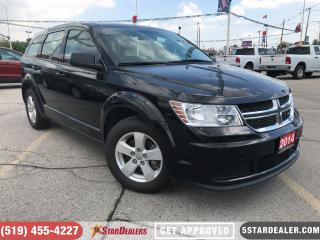 Used 2014 Dodge Journey SXT | 7PASS | REAR AC for sale in London, ON