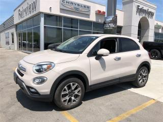Used 2016 Fiat 500 X Trekking   AWD   Cruise Control   Bluetooth for sale in Burlington, ON