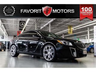 Used 2012 Buick Regal GS , Navigation, Leather for sale in North York, ON