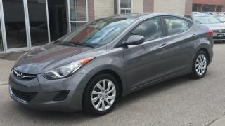 Used 2013 Hyundai Elantra 4dr Sdn. very clean for sale in North York, ON