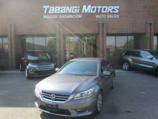 Used 2013 Honda Accord SPORT | NO ACCIDENTS | BACK UP CAMERA | ALLOYS | BLUETOOTH for sale in Mississauga, ON