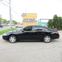 Used 2012 Chevrolet Impala LS | 4DR SEDAN for sale in North York, ON